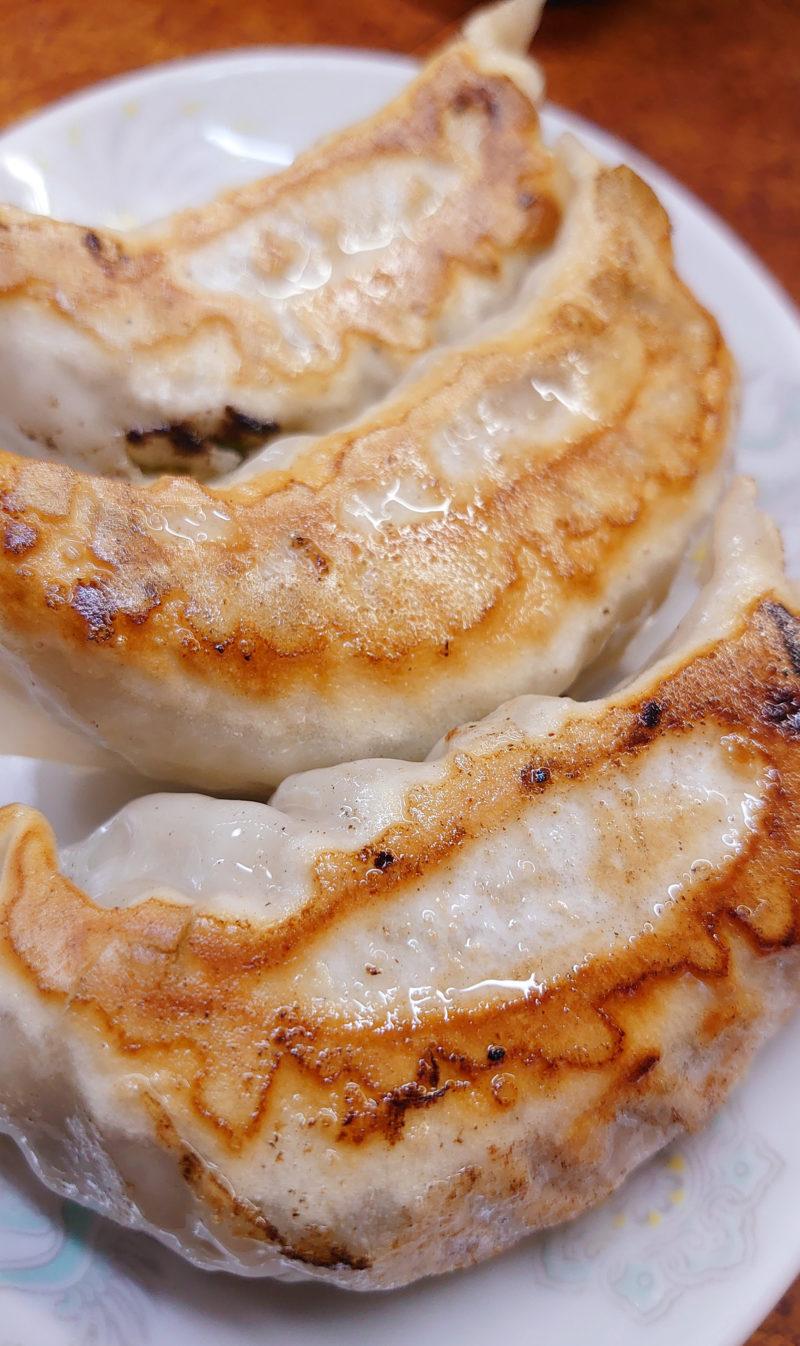珍來川口店 焼き餃子