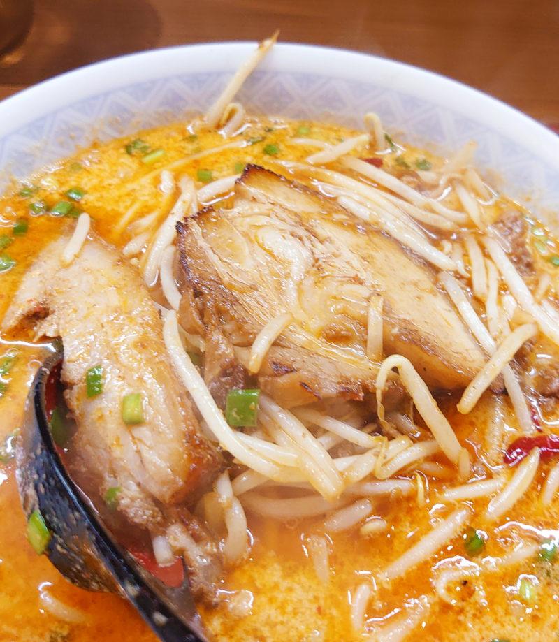 中華料理 食楽亭 担々麺