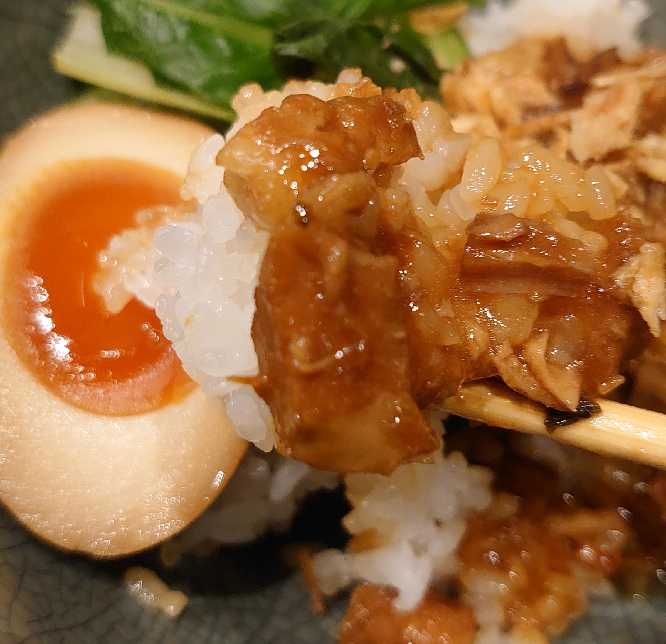 雲林坊 川口店 台湾ルーロー飯