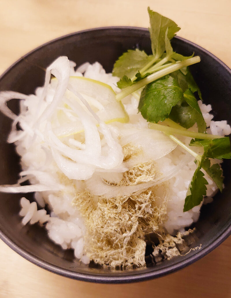 麺処 有彩 飯割