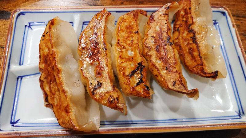 麺屋さのいち 焼き餃子