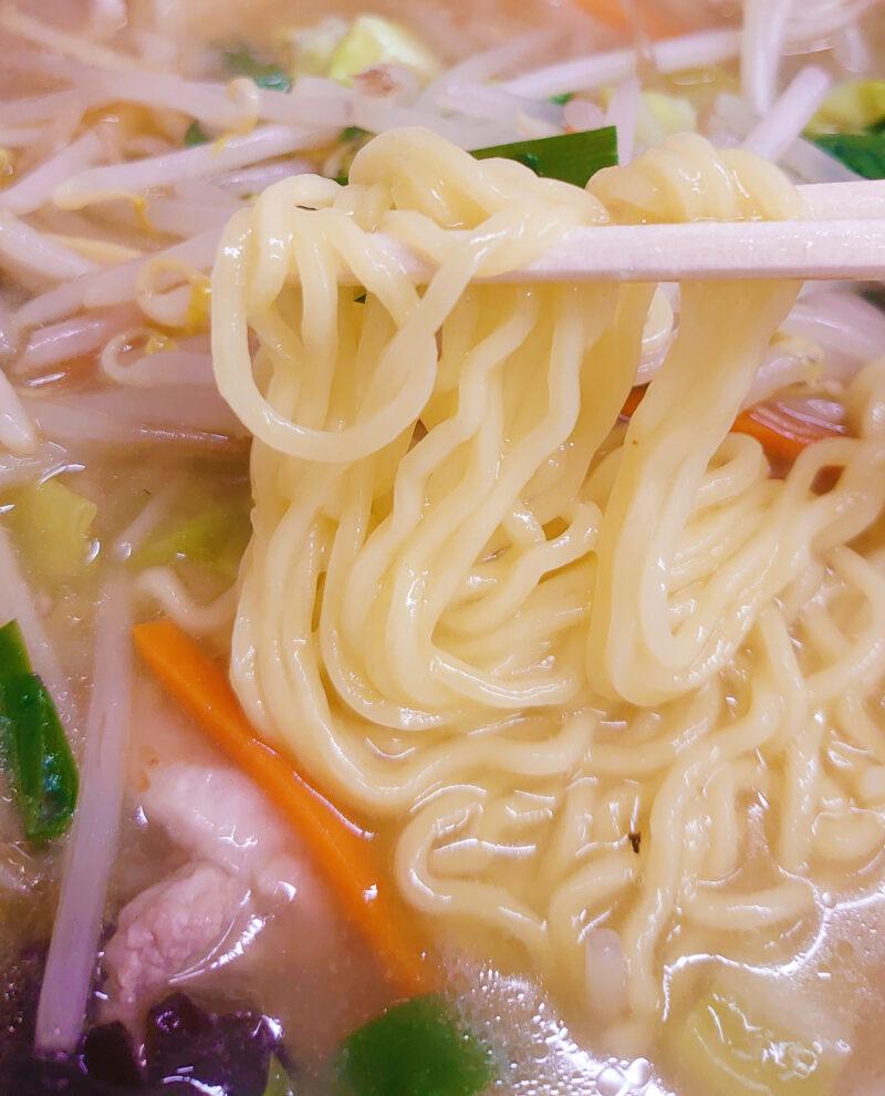 中華料理 琉菊 タンメン