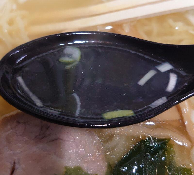 川口 香香 塩ラーメン