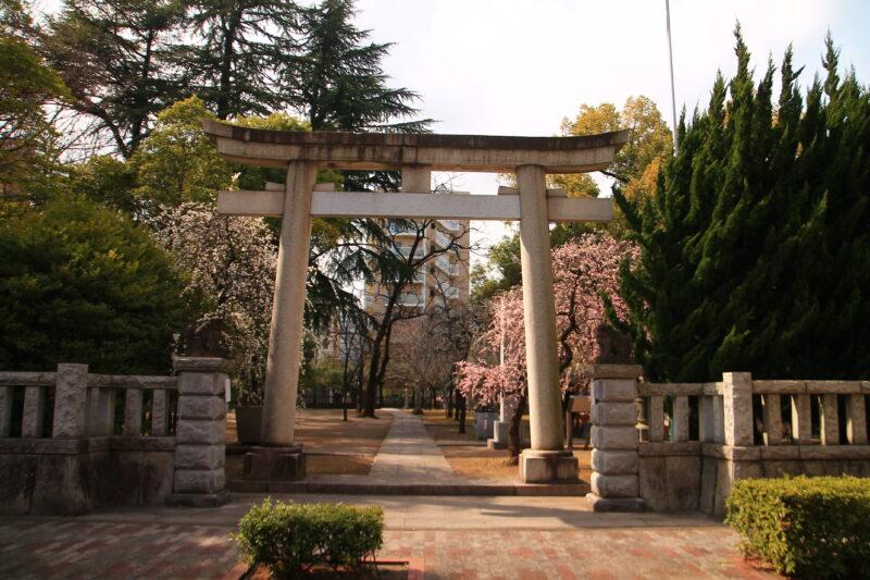 川口神社(梅ノ木天神社)