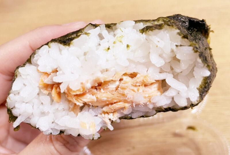 おむすびほろり 焼き鮭