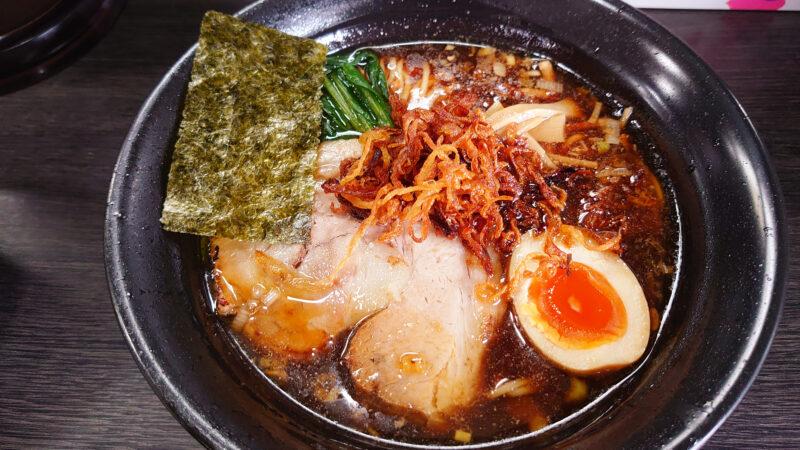 麺屋 番 焦がし醤油(細)