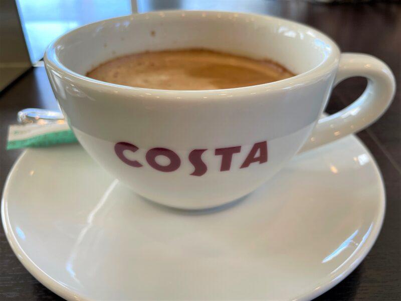 ラウンジリリア コスタコーヒー