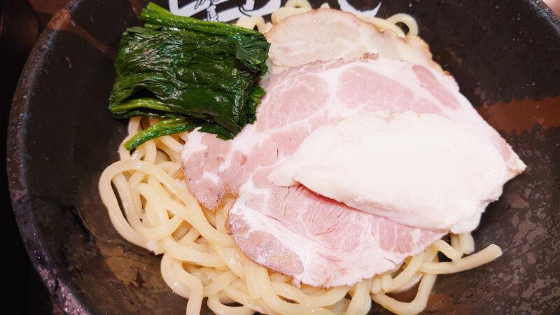 麺屋時茂 西川口店 濃厚鶏白湯つけ麺(醤油)