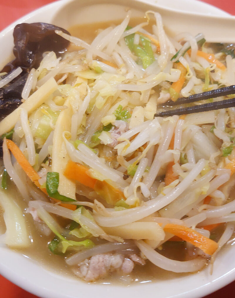 西川口 中華料理らんらん タンメン