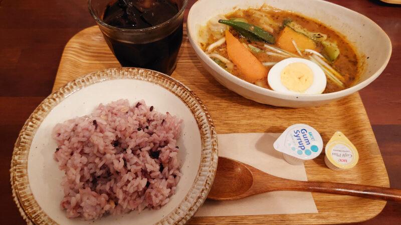 川口 SHO−AN1野菜たっぷりスープカレー