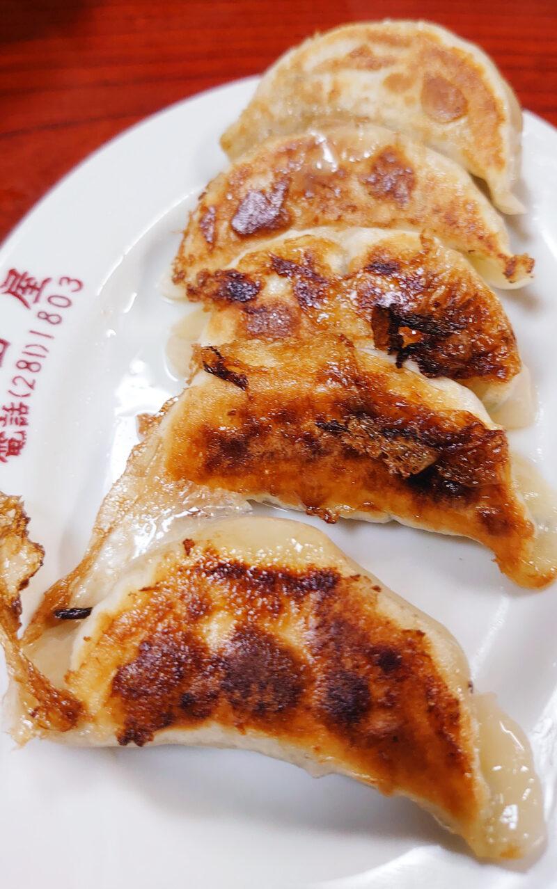 亀田屋 餃子