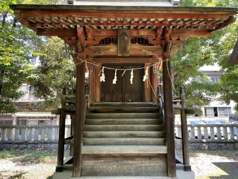 川口神社 八雲社
