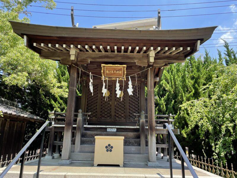 川口神社 梅ノ木神社