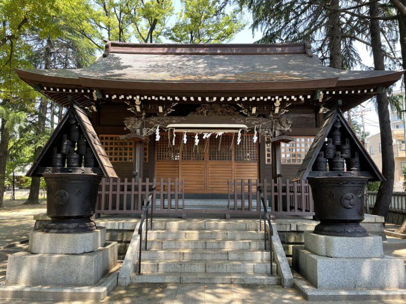 川口神社 金山神社