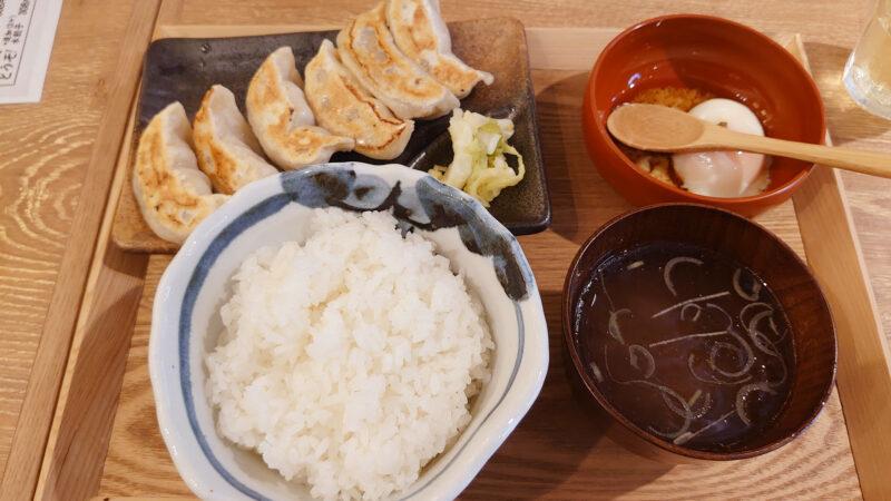 肉汁餃子のダンダダン 川口店 肉汁焼き餃子定食