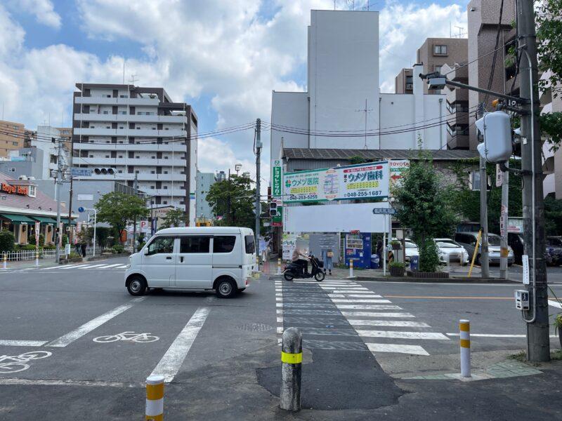 西川口 ドミノピザ 行き方