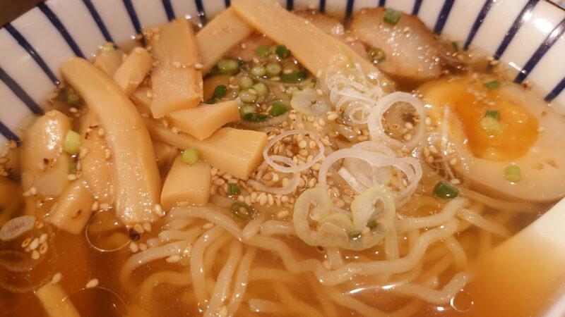 永吉 醤油ラーメン