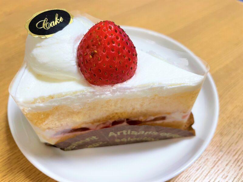 パティスリーナナ 東川口 イチゴのショートケーキ