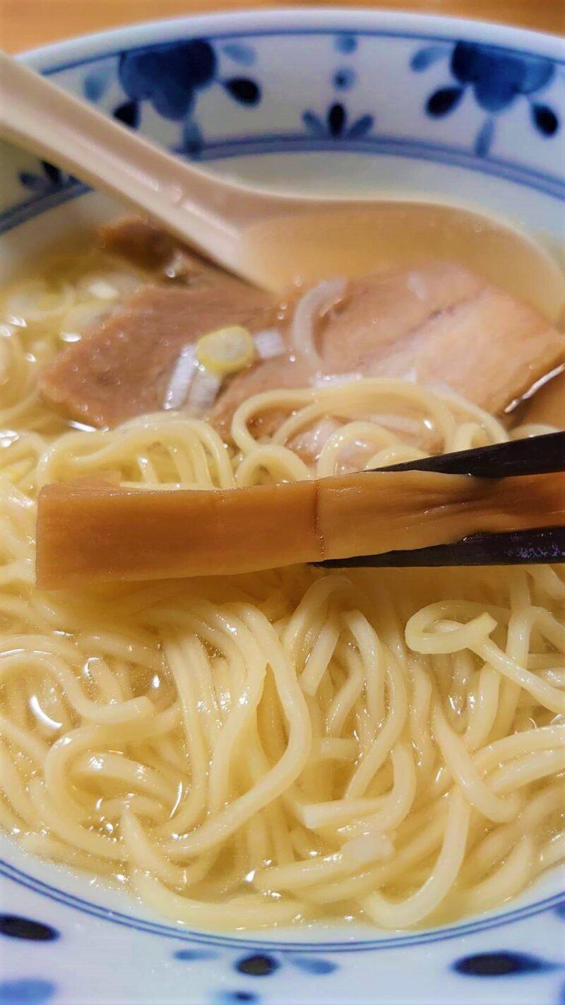 ヌードルツアーズ 愛媛宇和島鯛塩らぁ麺