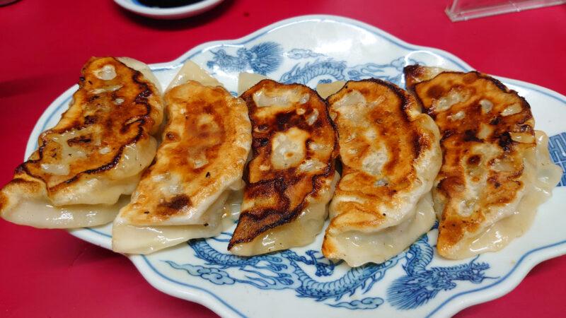 中華料理 勇華 餃子