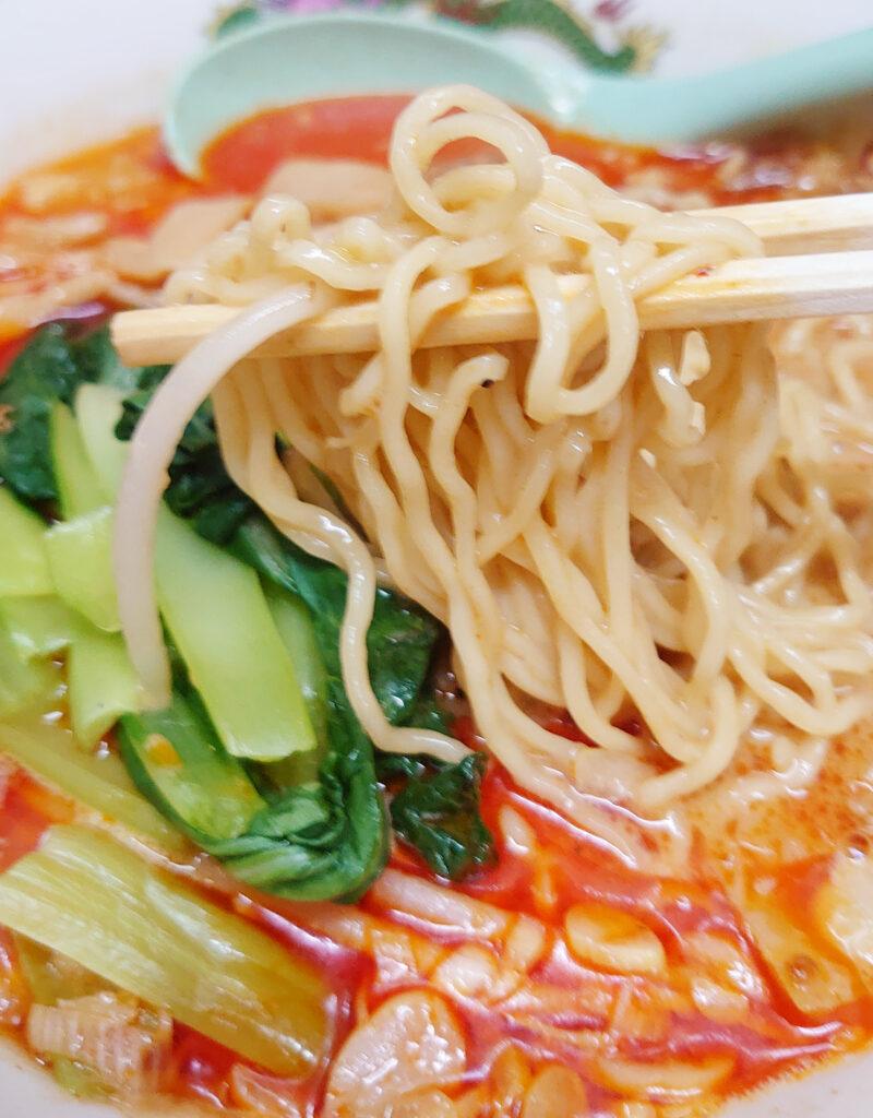 中華料理 勇華の担々麺