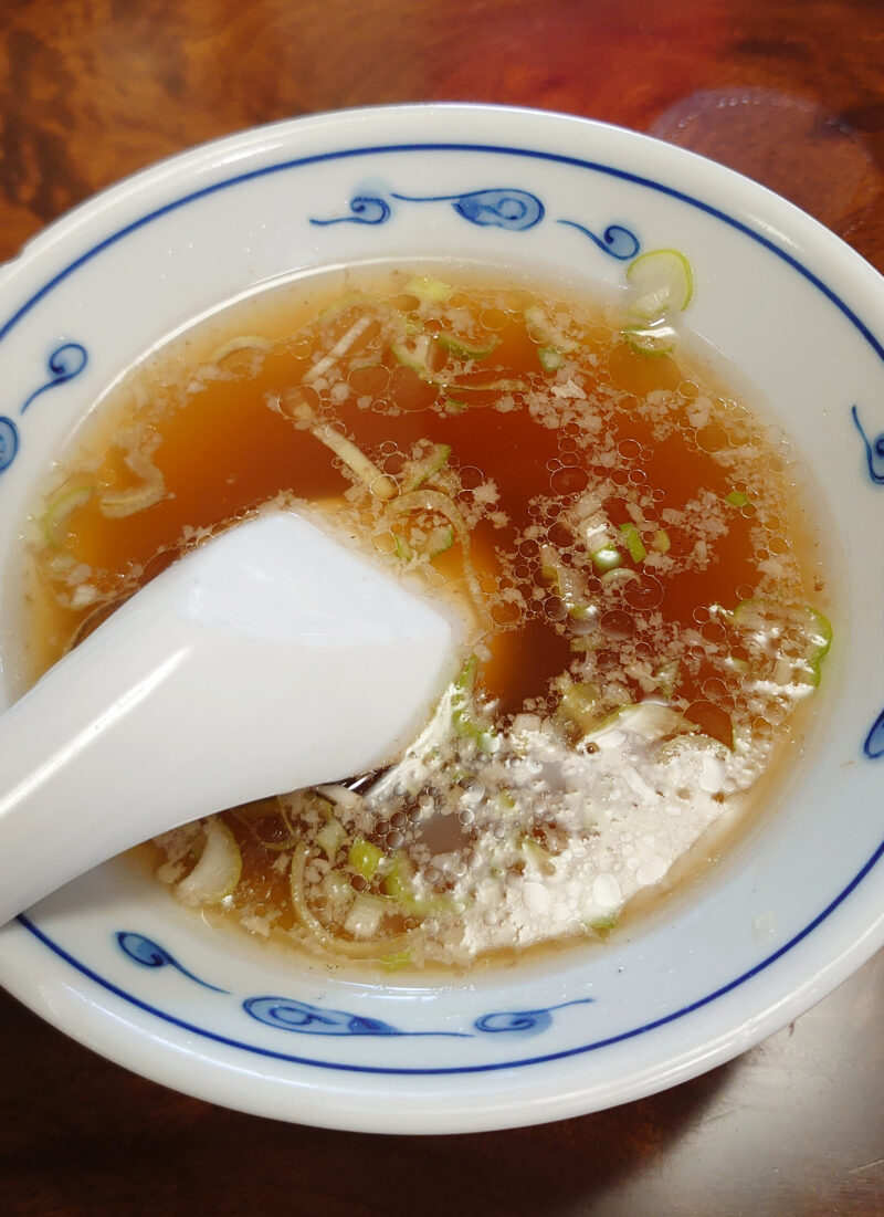 銀龍 カニ炒飯